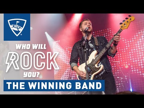 Who Will Rock You? | Season 2: Episode 4 - The Winning Band: Hounds | Topgolf