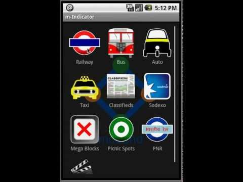 m indicator application free  for samsung
