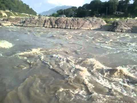 Muzaffarabad Azad Jammu & Kashmir Neelum River, Kishanganga Bank Road