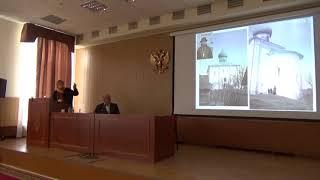 """24. Медведева М. В. """"Церковь Благовещения на Городище в документальных..."""