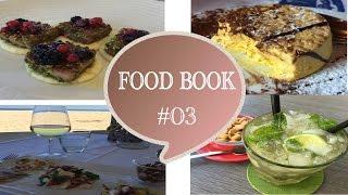 FOOD BOOK /ФУД БУК #03 / ПРОСТЫЕ РЕЦЕПТЫ/ДИЕТИЧЕСКИЕ БЛЮДА
