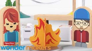 Wonder Makers™ - Camping! | Cartoons For Kids | Fisher-Price | Learning For Kids