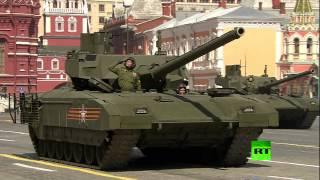 العرض العسكري في موسكو
