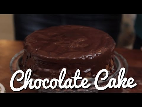 Best Chocolate Cake Ever with ItsRaphaBlueBerry