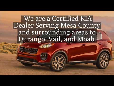 Grand West Kia | New Kia Dealership in Grand Junction, CO