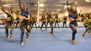 diamond all stars beauties presents we are queens dance competition fieldshow birmingham slayers
