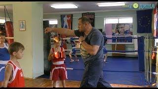 Година ТВ - Тренувальні будні та перемоги Новосанжарської школи боксу