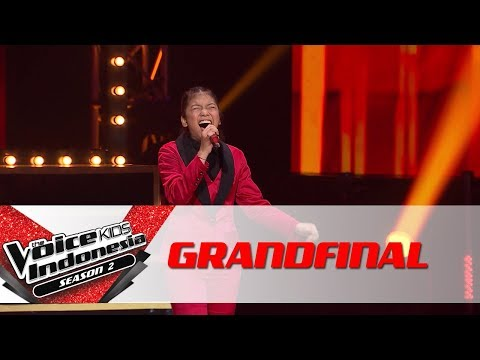 Anggis Through the Fire  Grand Final  The Voice Kids Indonesia Season 2 GTV