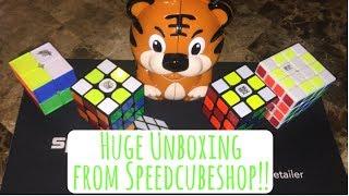 Moyu Weilong GTS2m, Cyclone Boys Feihu, and More! | Speedcubeshop.com