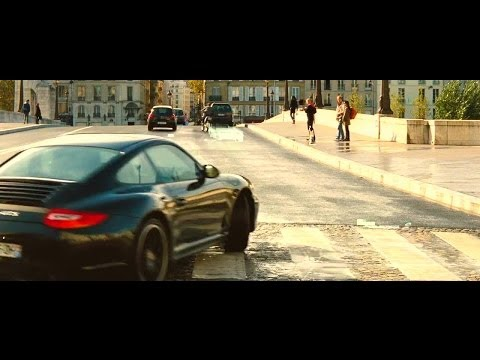 Red 2 - Porsche Carrera Car Scene [HD]