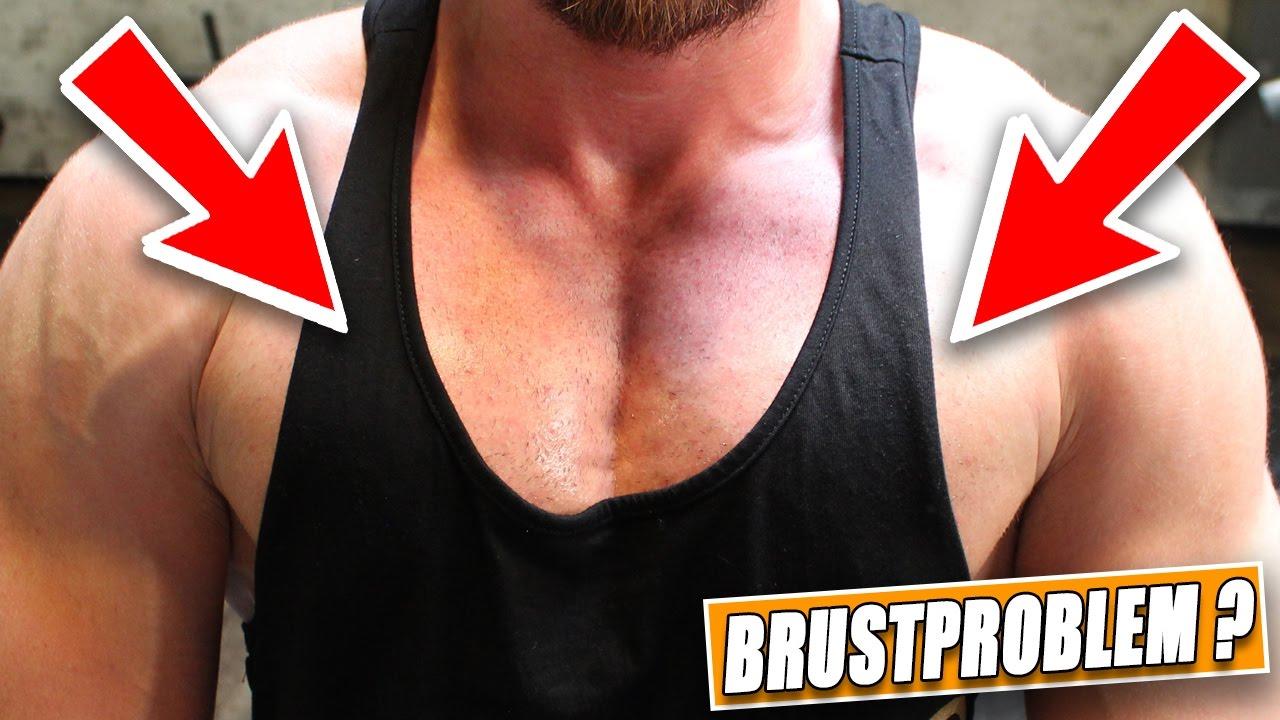 Deinen Brustmuskel RICHTIG treffen mit dieser Übung - YouTube