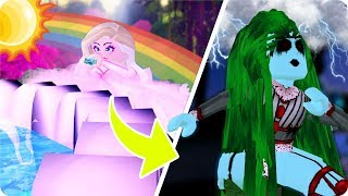 THE ROYALE HIGH WISHING FOUNTAIN CURSED ME!! 😈😱 W/Ashleyosity | Roblox Royale High