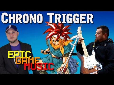 "Chrono Trigger ""Corridors of Time"" ft. Brentalfloss // Epic Game Music"