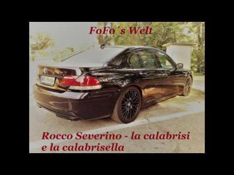 Rocco Severino - la calabrisi e la calabrisella