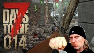 7 Days to Die [014] [Immer nur Ärger mit der Polizei] Let's Play Gameplay Deutsch German thumbnail