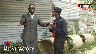 Bwana Mjeshi katoa wapi ujasiri huu mbele ya Chalii ya R?