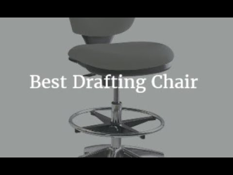 & Best Drafting Chair - YouTube