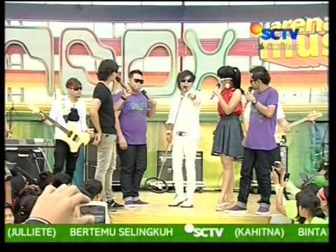Radja Band - Kegagalan Cinta,Live performed di INBOX (Courtesy SCTV)