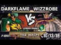 The Script -  Darkflame Vs.  Wizzrobe - F-Zero GX Losers Finals