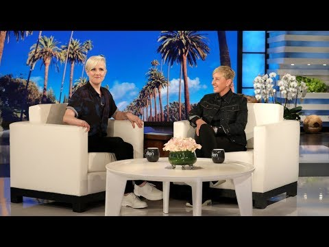 Hannah Hart Thanks Ellen for Being Her Inspiration