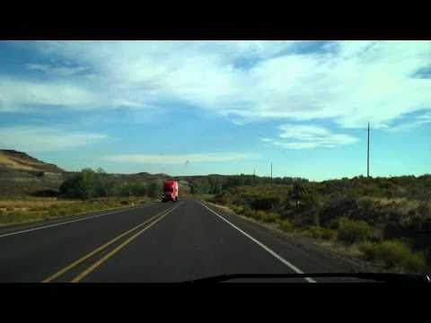 Driving From Acton California To Council Idaho!.mp4