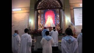Birhen sa Guadalupe sa Sugbo, Among Dangpanan
