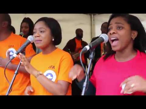 THE RCCG Everlasting Father's Assembly, Leeds 2016 CHURCH IN THE CITY Event