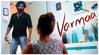 Varmaa Tamil Movie Scenes | Dhruv Vikram Introduction Scene | Megha Chowdhury | Radhan | Bala