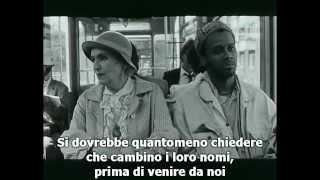 """Schwarzfahrer """"Il passeggero nero"""" (1992)"""