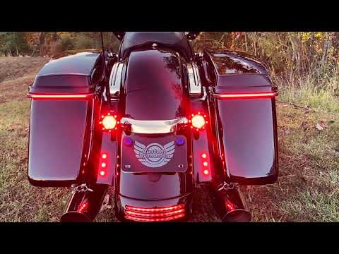 ProBEAM Rear 1157 Bullet Ringz LED Turn Signals for H-D
