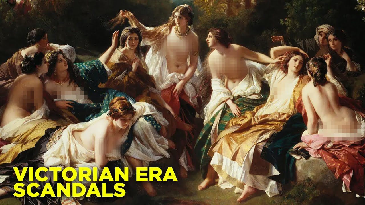The Scandals of Victorian Era Artists