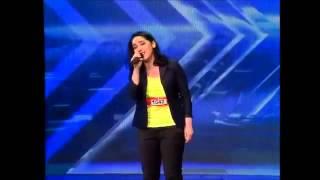 X Factor   Salome Tetiashvili   X ფაქტორი   სალომე ტეტიაშვილი   In my defence 1