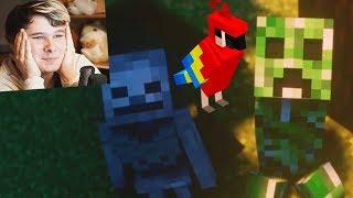 Minecraft НО ПОПРОБУЙ НЕ УМИЛИТЬСЯ ЧЕЛЛЕНДЖ МАЙНКРАФТ ПОПУГАИ