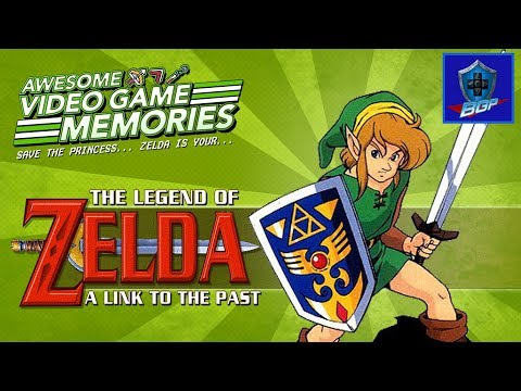 The Legend of Zelda: A Link to the Past Review (SNES) - Awesome Video Game Memories
