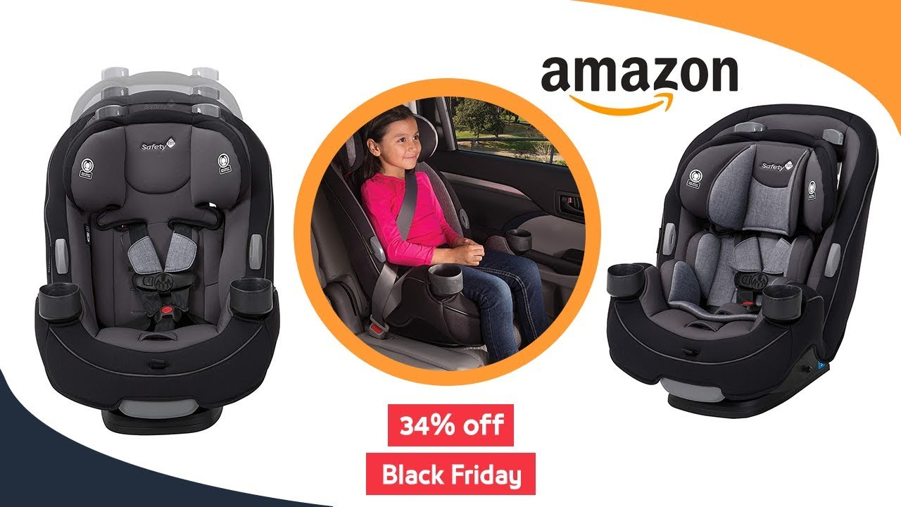 Safety 1st Grow And Go 3 In 1 Convertible Car Seat Black Friday 2018