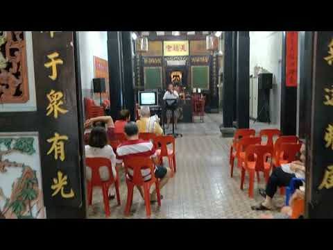 Temple chinois - Karaoke - Malacca