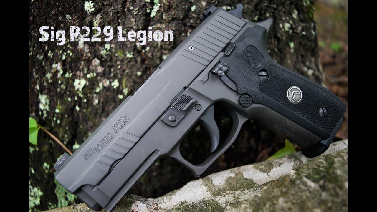 Sig P229 Legion E Ultimate Sig Sauer