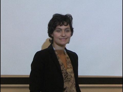 Linda Shamma Lecture At Shenkar Interdisciplinary Art School - February 12th 2017