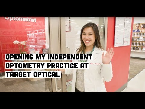 Dr. Anna Lam On Opening An Independent Practice At Target Optical