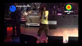 Zona Ganjah, DVD En vivo. Mundo Rasta Fest 2011 HD