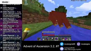 MINECRAFT Livestreams ~ Advent of Ascension 3.2 Hardcore (#7)