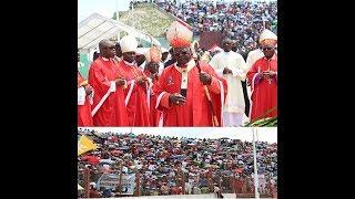 Homélie de S.E. le Cardinal à la MESSE DE RAMEAUX 2018