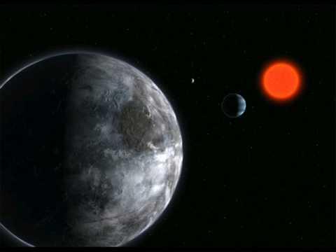 Gliese 581C - Radio signal received?