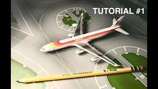 How to Make Model Airplanes More Realistic - Tutorial Series #1