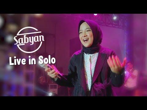 Deen Assalam - Sabyan Live Perfom Solo