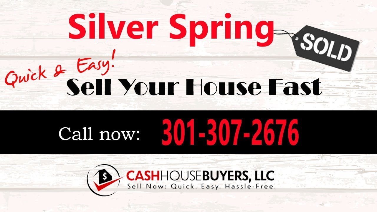 HOW IT WORKS We Buy Houses Silver Spring MD   CALL 301 307 2676   Sell Your House Fast Silver Spring