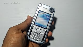 Nokia 6680 - Review, ringtones, kamera