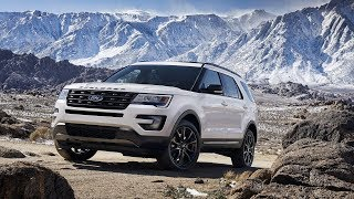 New Info l Ford Explorer Platinum Features l Performance, Specs, Price, and More