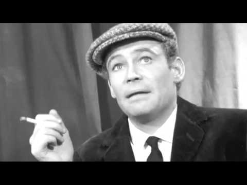 Peter O'Toole talks about acting in rare 1965