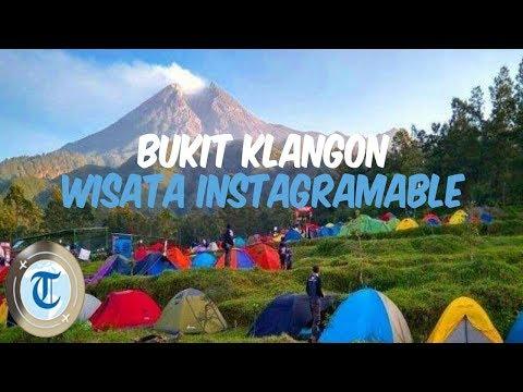 bukit-klangon,-tempat-wisata-dekat-merapi-yang-sedang-hits-di-kalangan-pemburu-foto-instagramable